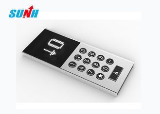 Customized Material Elevator Control Panel Rectangle Shape DC 24V OEM